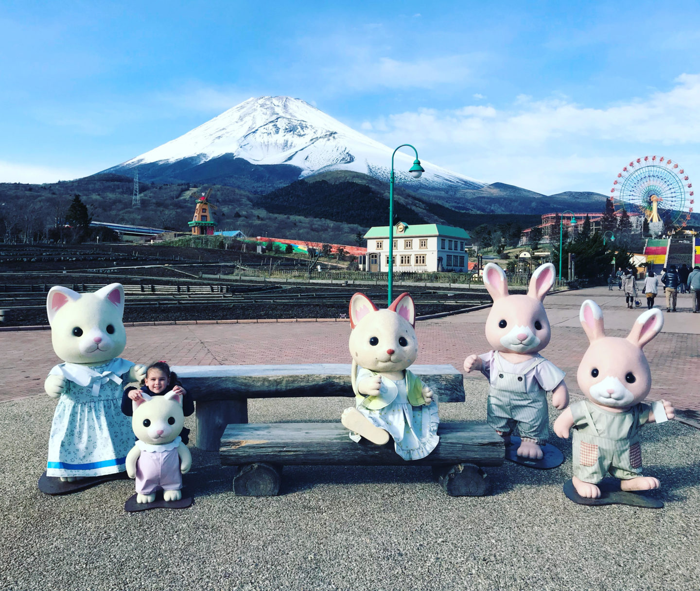 Day Trip Sylvanian Families Best Fuji View And Biggest Bouncy Mount Shizuoka Tourist Pass Mini 3 Days My Kids Love The Rides So It Was Cheaper For Us To Do A One We Didnt Have Buy Separate Tickets Every Single Thing