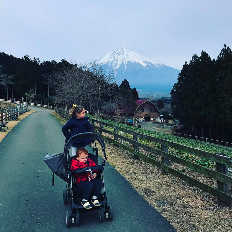 Mt Fuji Views That Are Still Fun For Kids The Tokyo Chapter Mount Shizuoka Tourist Pass Mini 3 Days Being Close To I Found It Be Considerable Colder Than City Centre Wear Clothes Can Get Dirty Make Sure You Have Cash Too