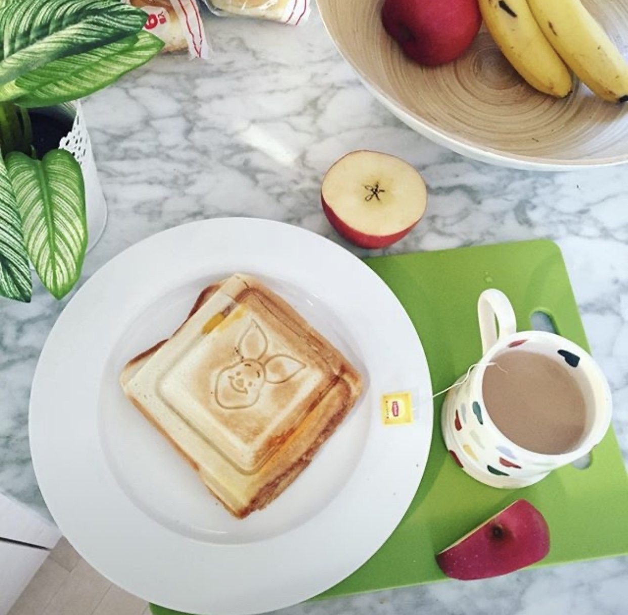 DISNEY PRINCESS SET OF 2 MULTI PURPOSE FOOD SANDWICH CONTAINERS DISHWASHER OK